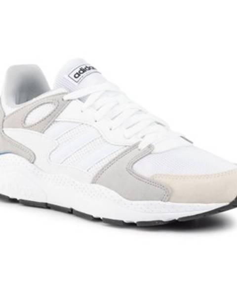 Biele topánky adidas
