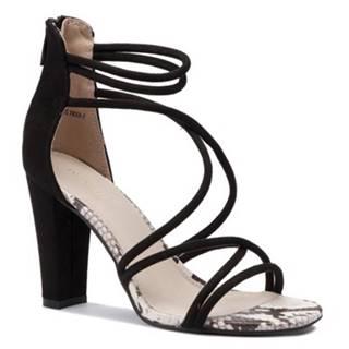 Sandále DeeZee WYL1833-1 Látka/-Materiál