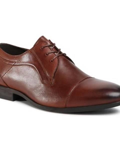Hnedé topánky Sergio Bardi