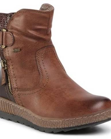 Hnedé topánky GO SOFT BY RELIFE