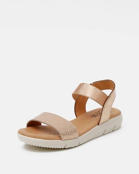 Zlatoružové topánky OJJU