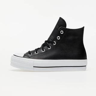 Converse Chuck Taylor All Star Lift Clean Black/ Black/ White