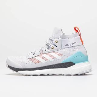 adidas x Parley Terrex Free Hiker Dash Grey/ Ftw White/ True Orange