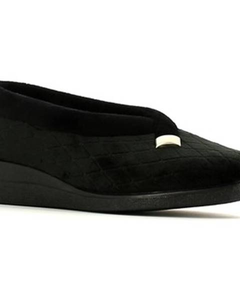 Čierne balerínky Susimoda