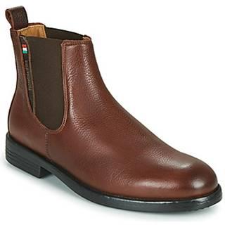 Polokozačky Pantofola d'Oro  LEVICO UOMO HIGH