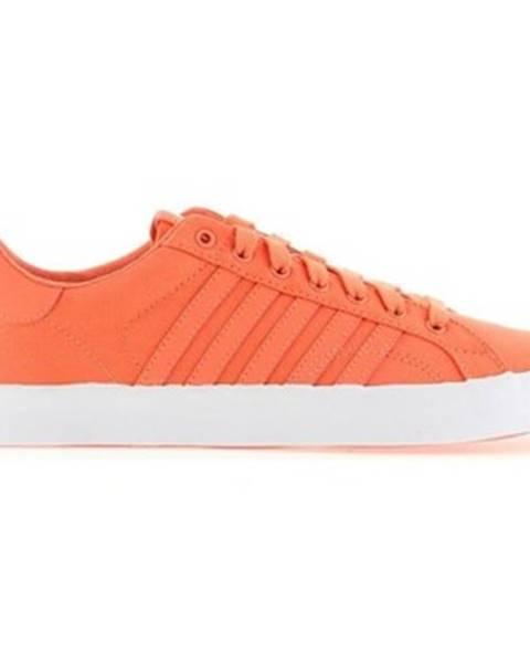 Oranžové tenisky K-Swiss