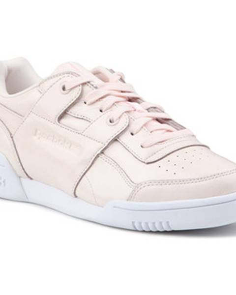 Ružové tenisky Reebok Sport