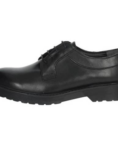 Čierne topánky Free Time