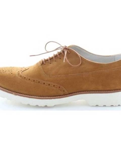 Červené topánky Guardiani