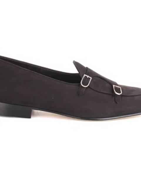 Čierne topánky Edhèn Milano