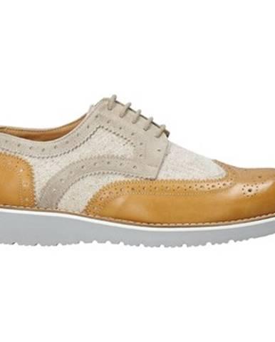 Béžové topánky Exton