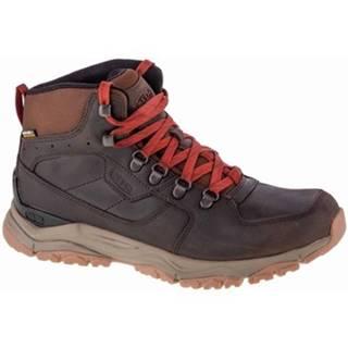 Nízka obuv do mesta Keen  Innate Leather Mid WP
