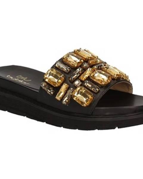 Čierne topánky Byblos Blu