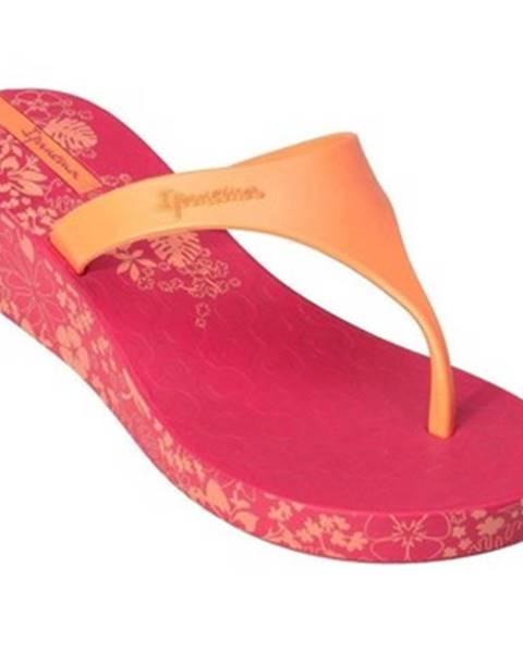 Viacfarebné topánky Ipanema