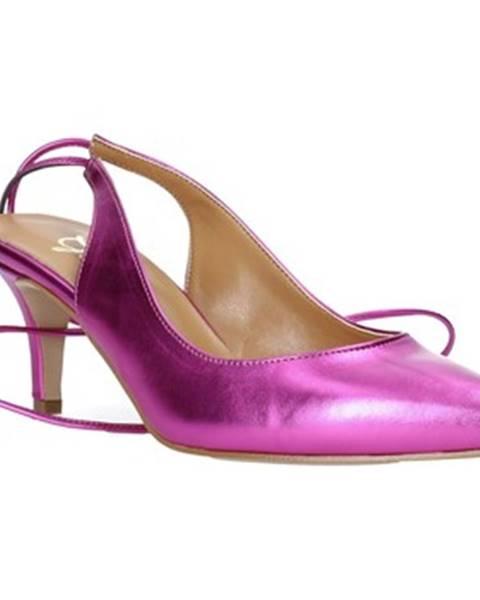 Ružové lodičky Grace Shoes
