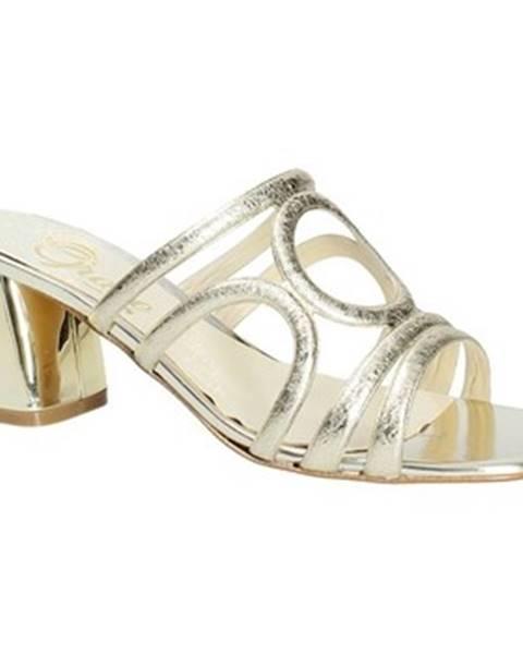Zlaté topánky Grace Shoes