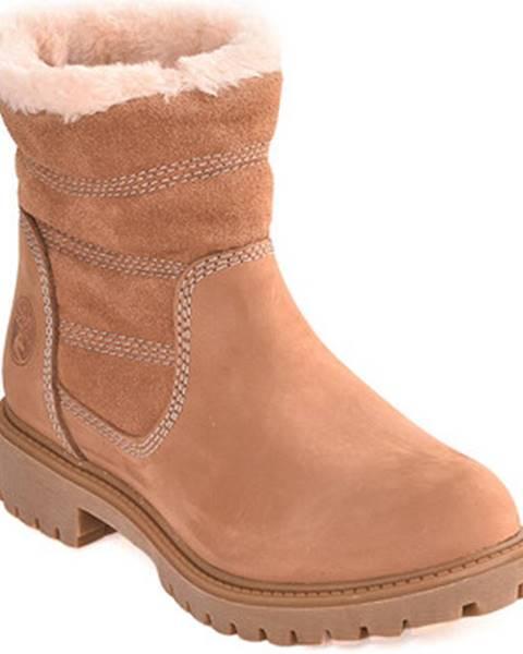 Béžové topánky Darkwood