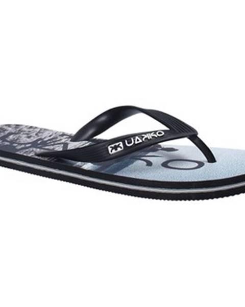 Čierne topánky Uakko