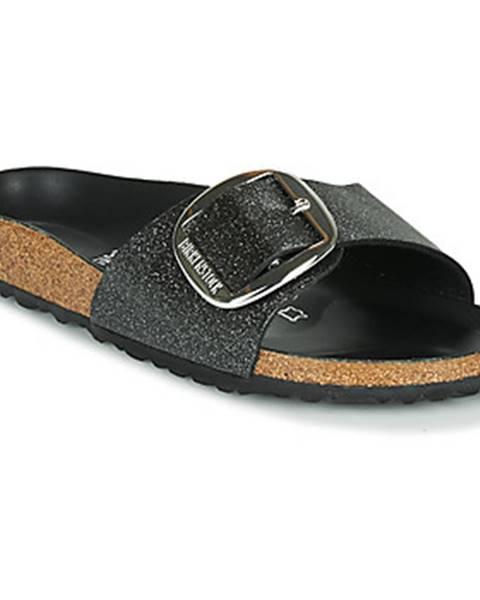 Čierne topánky Birkenstock