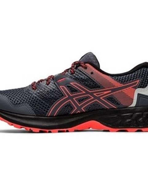 Červené topánky Asics