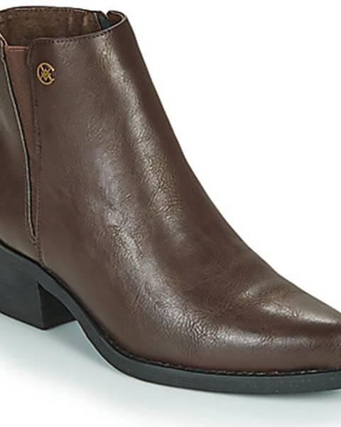 Hnedé topánky Chattawak