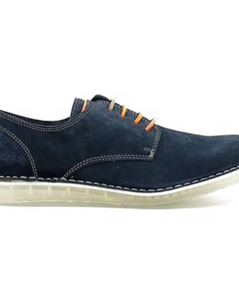 Modré topánky Submariine London