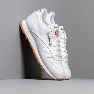 Reebok Classic Leather White/ Gum