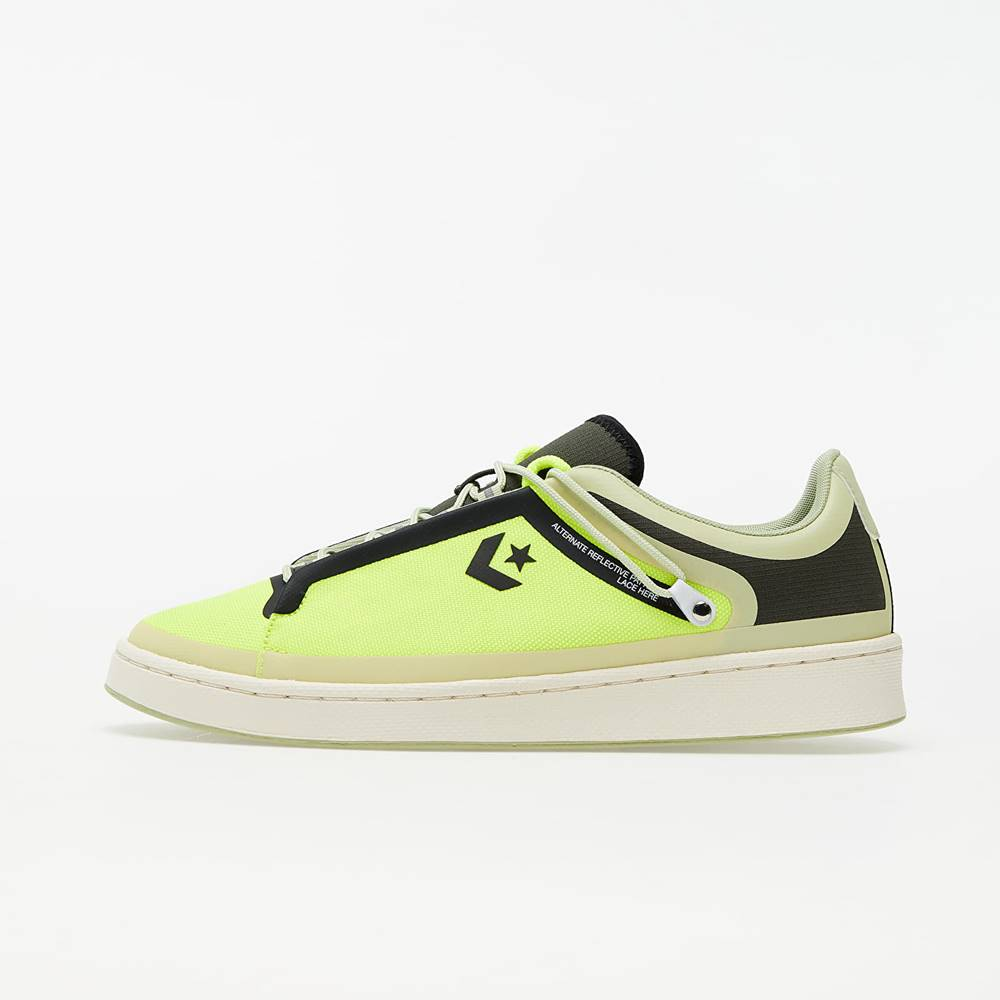 Converse Converse Pro Leather OX Lemon Venom/ Black/ Egret
