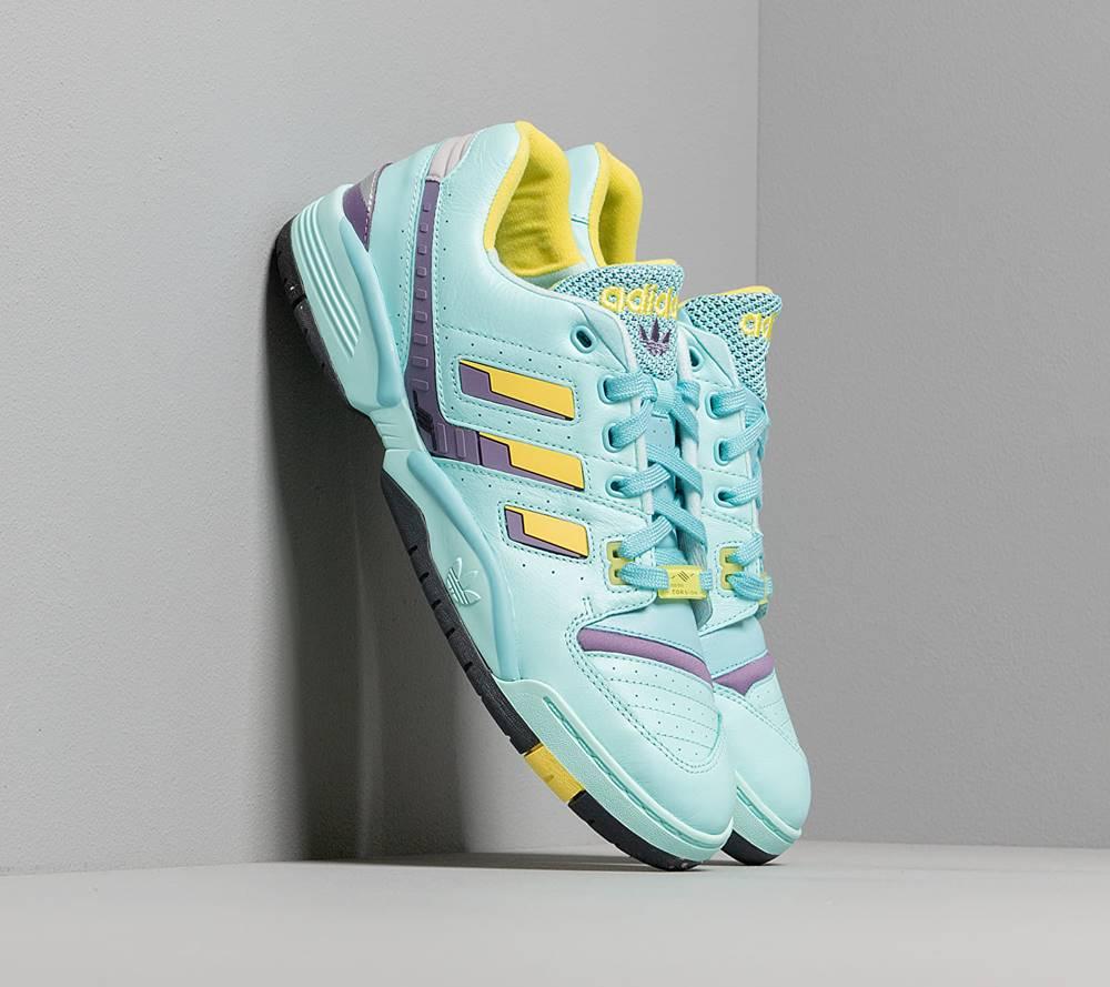 adidas Originals adidas Torsion Comp Clear Aqua/ Light Aqua/ Shock Yellow