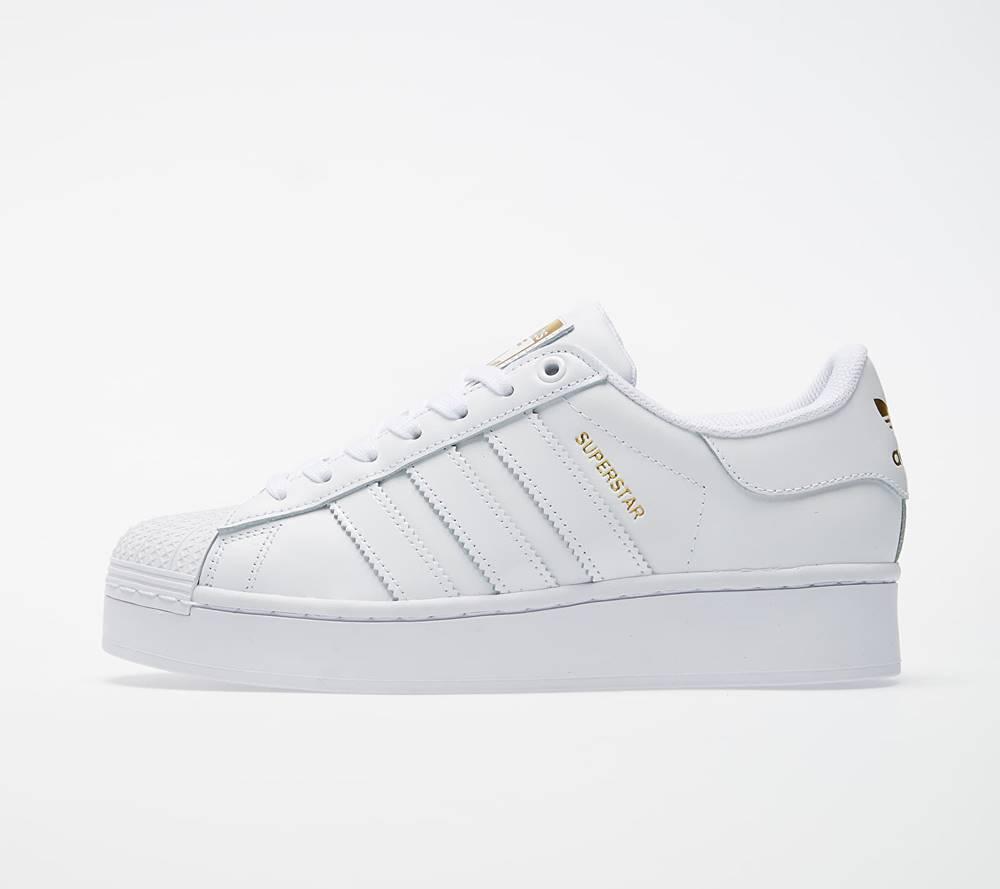 adidas Originals adidas Superstar Bold W Ftwr White/ Ftwr White/ Gold Met.