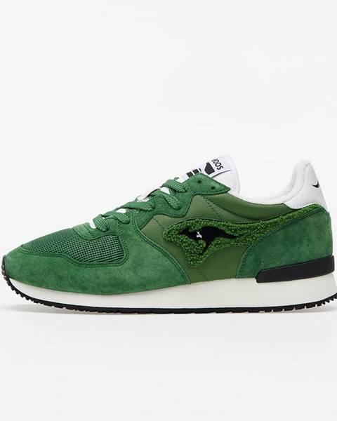 Zelené tenisky Kangaroos