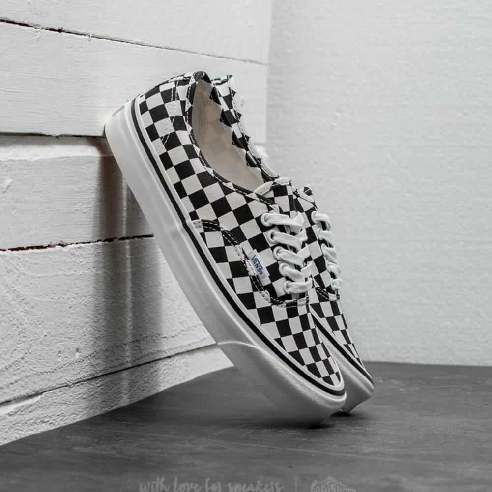 Vans Vans Authentic 44 DX (Anaheim Factory) Black/ Checkerboard