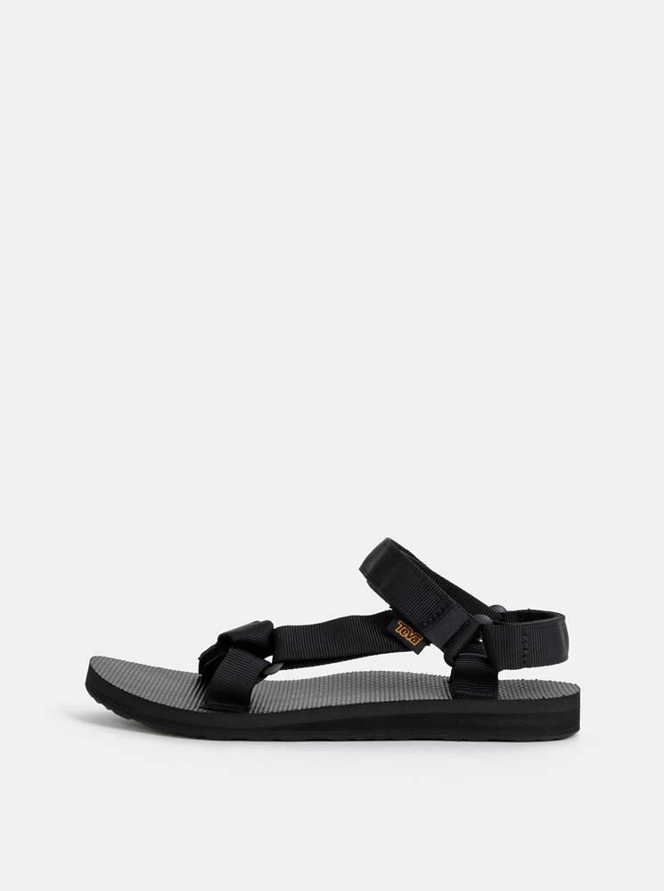 Teva Čierne dámske sandále Teva