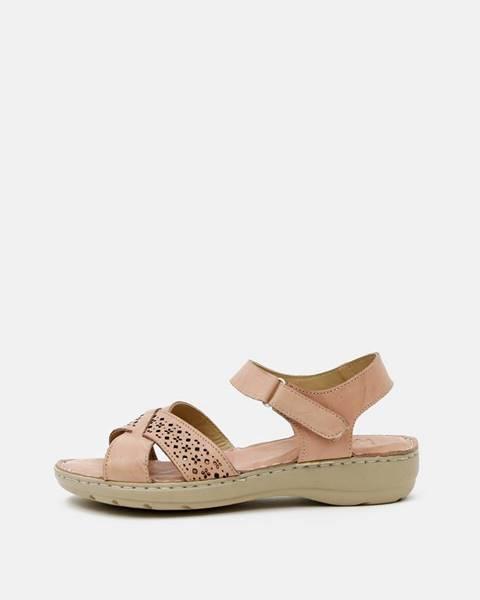 Staroružové sandále wild