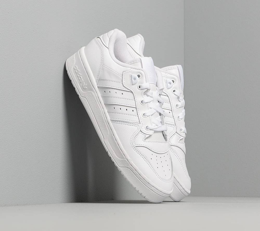 adidas Originals adidas Rivalry Low W Ftw White/ Ftw White/ Core Black