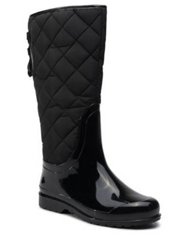 Čierne gumáky Muflon