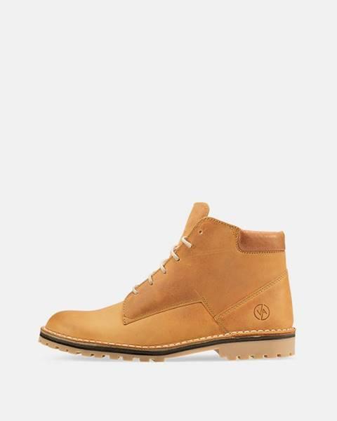 Hnedé topánky vasky