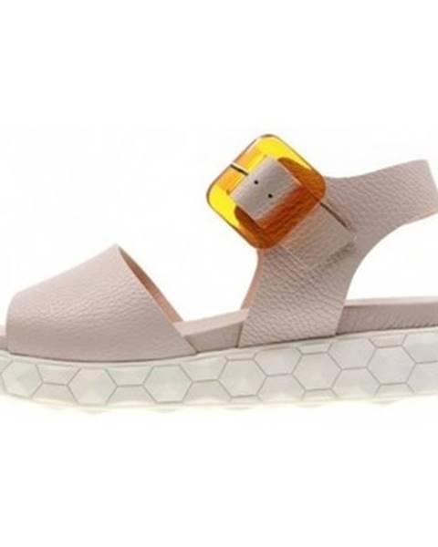 Ružové sandále Dombers