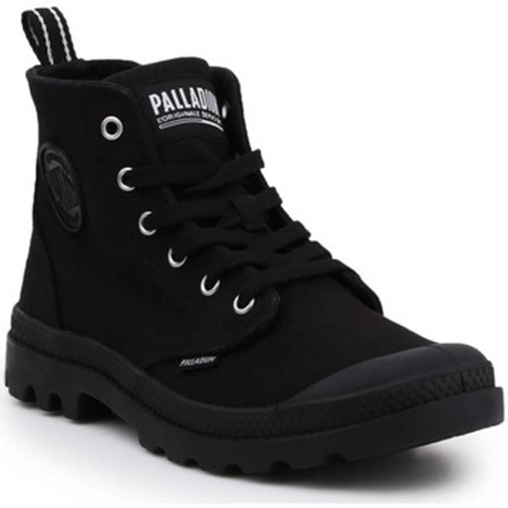 Palladium Členkové tenisky Palladium  Pampa HI ZIP 76694-008-M