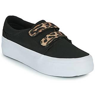 Členkové tenisky DC Shoes  TRASE PLATEFORM V