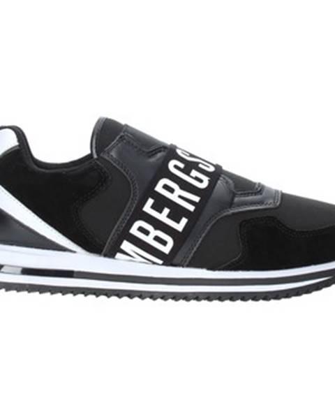Čierne tenisky Bikkembergs