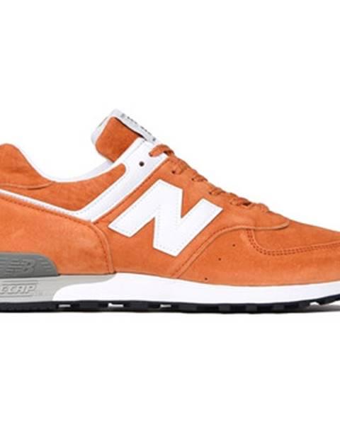 Oranžové tenisky New Balance