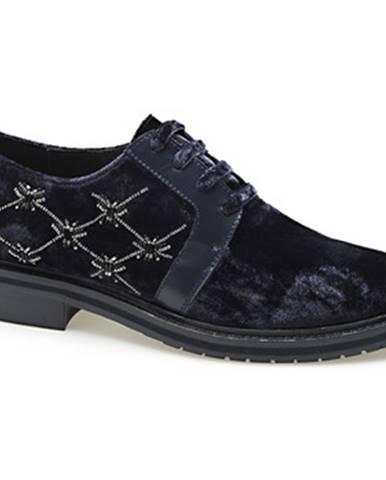 Modré topánky Apepazza