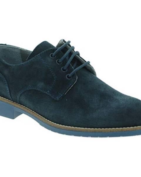 Modré topánky Keys