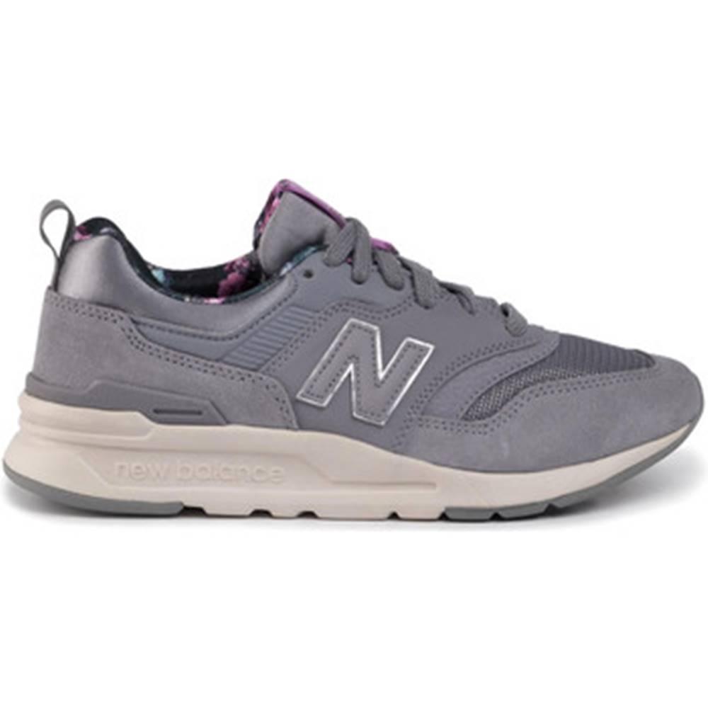 New Balance Nízke tenisky New Balance  NBCW997HXA