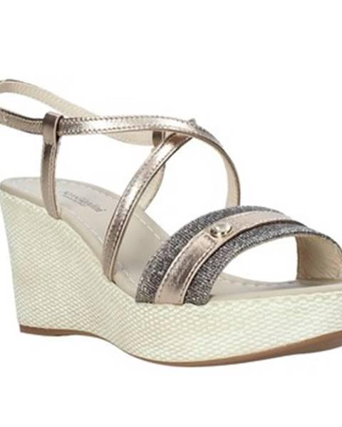 sandále Nero Giardini