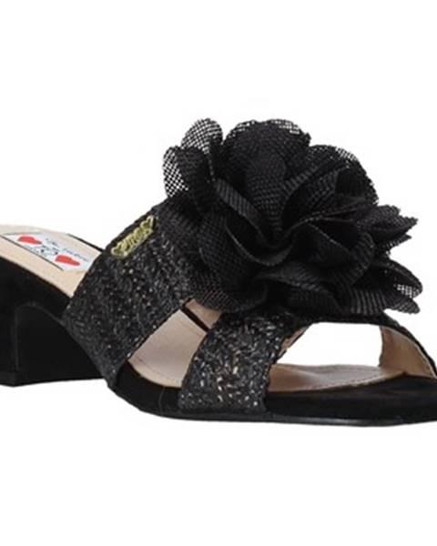 Čierne topánky Love To Love