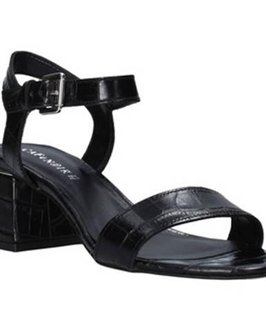 Sandále Café Noir