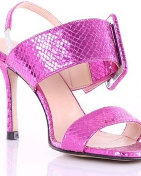 Fialové sandále Ph 5.5