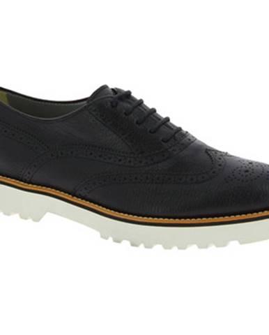 Čierne topánky Hogan